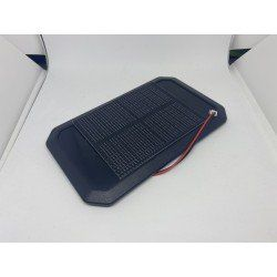 Solar cover for GSM