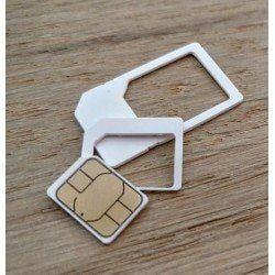 بطاقة الجوال SIM