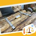 La báscula de la colmena - de madera 3M