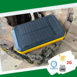 Passerelle GSM 2G / solaire