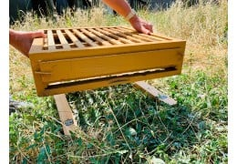 This is the main reasons why you need a hive scale.
